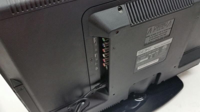 """Seiki Model: SE26HQ02 26"""" Flat Screen LED TV"""