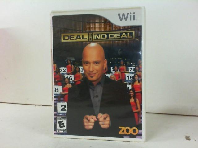 NINTENDO Nintendo Wii Game DEAL OR NO DEAL