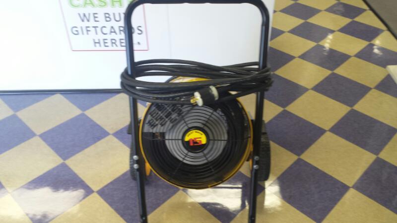 FOSTORIA INDUSTRIES Heater FES-1548-3E