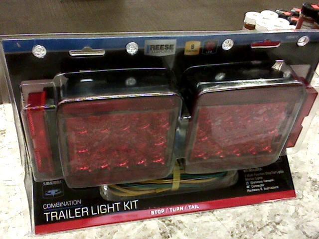 REESE TRAILER LIGHT KIT