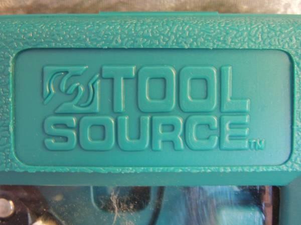 TOOL SOURCE 32 PC SCREWDRIVER BIT SET