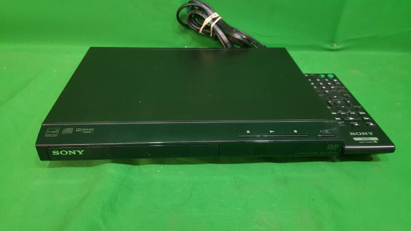 SONY DVD Player DVP-SR210P