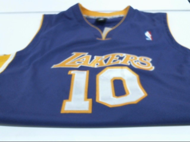 ADIDAS Sports Memorabilia STEVEN NASH LAKERS JERSEY