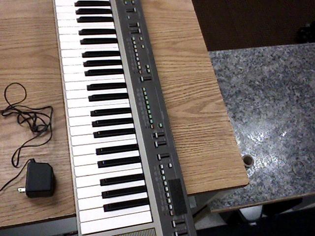 Keyboards/MIDI Equipment