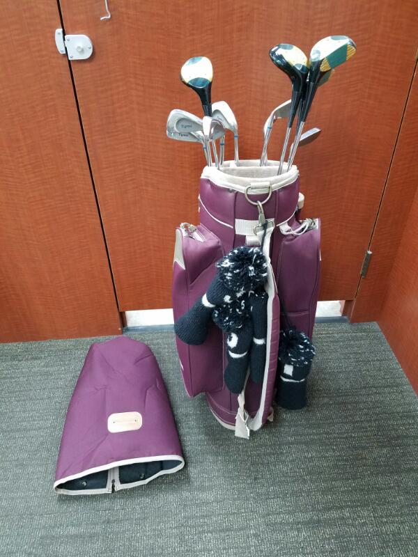 LYNX Golf Club Set TIGRESS