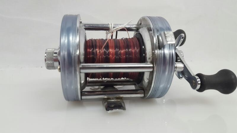 ABU GARCIA Fishing Reel AMBASSADEUR 6500 CS ROCKET