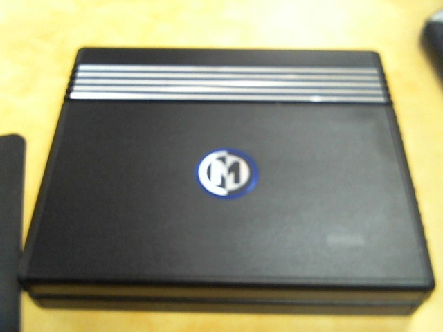 MEMPHIS AUDIO Car Amplifier SR1.250