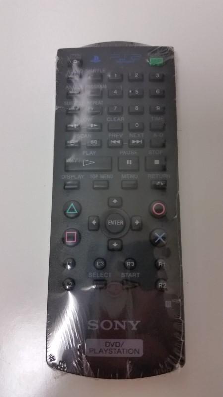 SONY PS2 DVD REMOTE CONTROL SCPH-10420