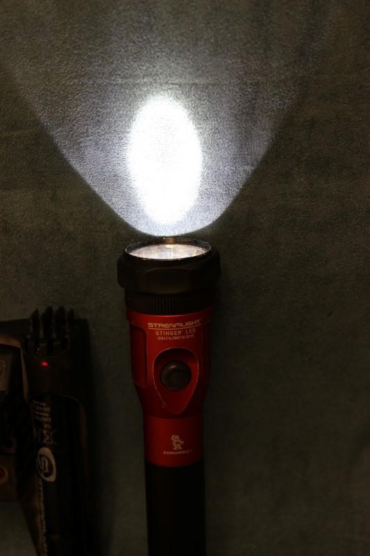 Streamlight Stinger LED Flashlight by Cornwell