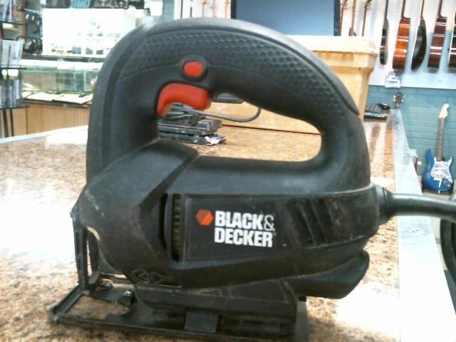 BLACK&DECKER Jig Saw 7662 JIG SAW