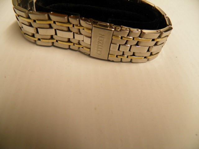 CITIZEN Gent's Wristwatch ECO-DRIVE 10