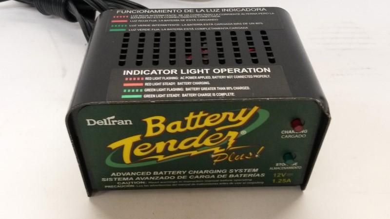 DELTRAN BATTERY TENDER PLUS