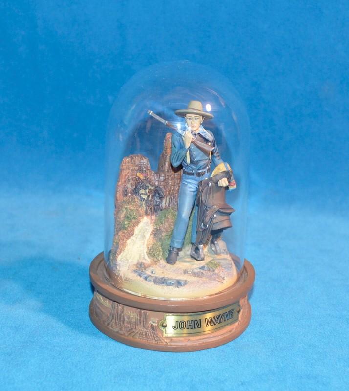 TFM Sculpture JOHN WAYNE B7259