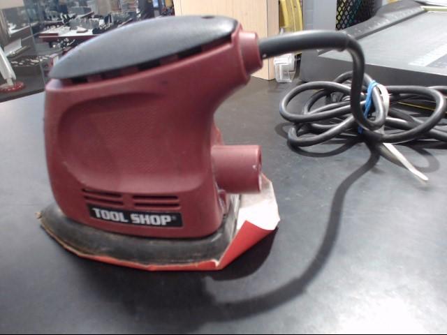 TOOL SHOP Vibration Sander DETAIL SANDER