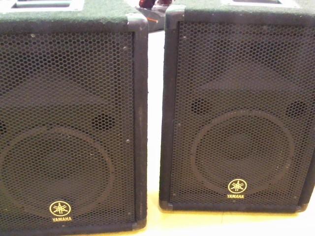 YAMAHA Monitor/Speakers BR10