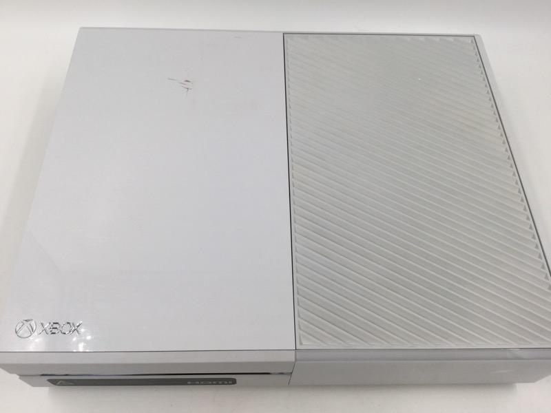 Microsoft XBOX One 500GB Console, White - Model# 1540