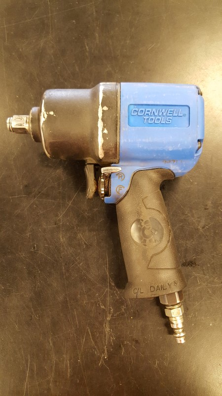 CORNWELL TOOLS Air Impact Wrench CAT4150