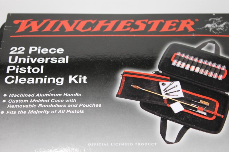 New Dac Winchester 22 Piece Soft Cleaning Kit