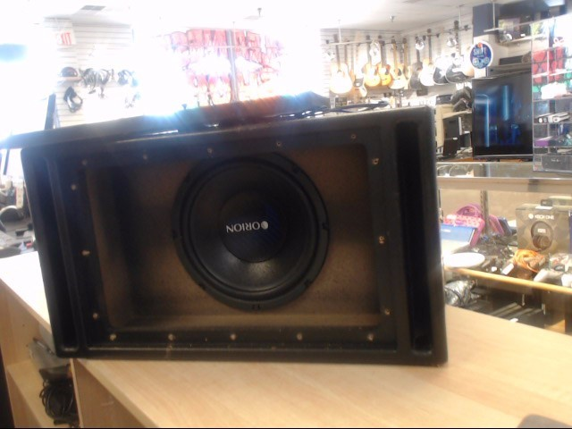 ORION ELECTRONICS Car Speakers/Speaker System COBALT SUBWOOFERS