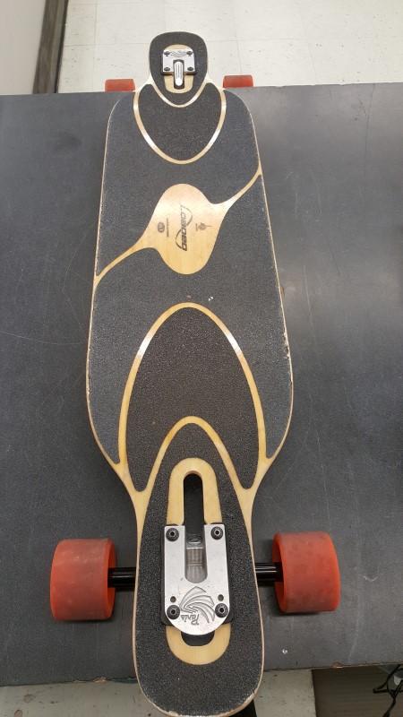 LOADED Skateboard DERVISH