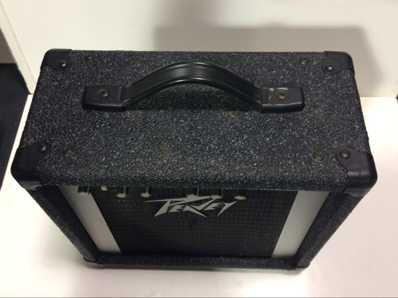 Peavey Guitar Amp Model Rage 108 12 Watts
