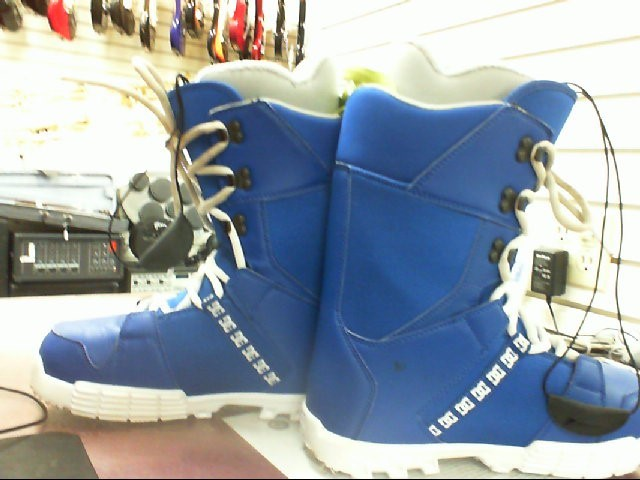 DC Phrase 2013 SIZE 9.5 MENS BLUE NEW