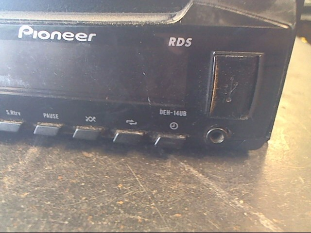 PIONEER ELECTRONICS Car Audio DEH-14UB