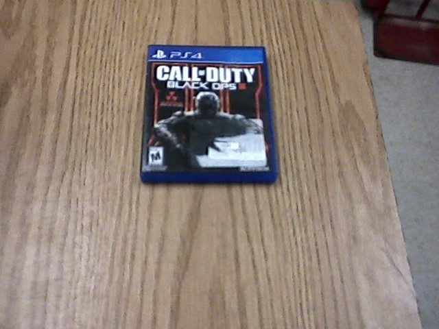 SONY Sony PlayStation 4 Game CALL OF DUTY BLACK OPS III - PS4