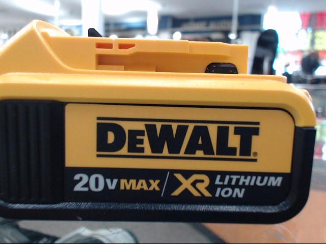 DEWALT BATTERY DCB204