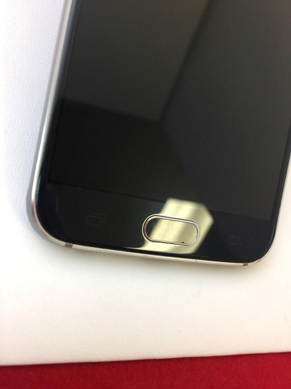 SAMSUNG GALAXY S6 64GB TMOBILE - BLACK SAPPHIRE - BLACKLISTED