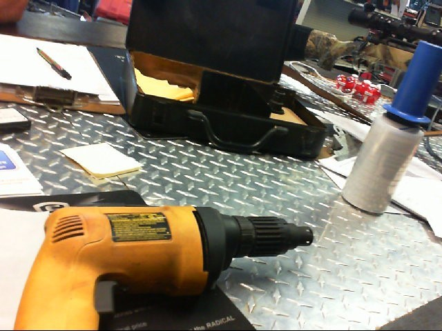 DEWALT Cordless Drill DW280