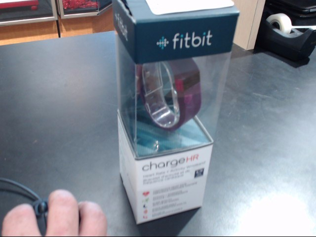 FITBIT Outdoor Sports CHARGE HR