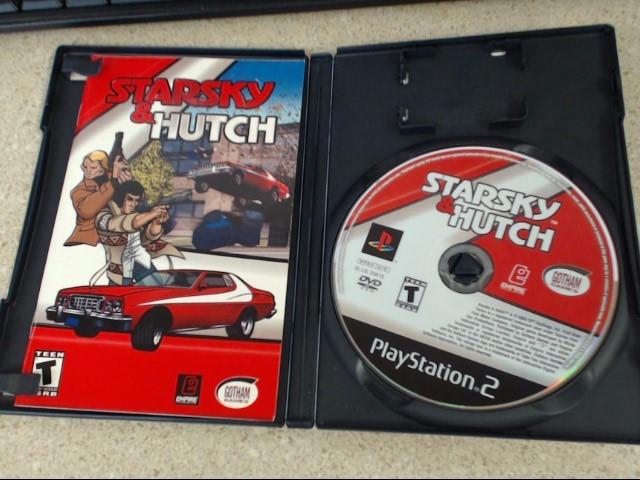 STARSKY & HUTCH - PLAYSTATION 2 GAME - Complete