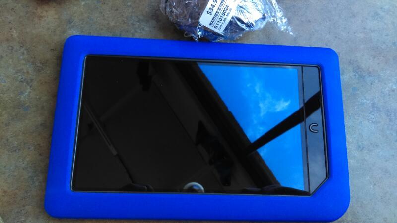 BARNES & NOBLE Tablet NOOK BNRV200
