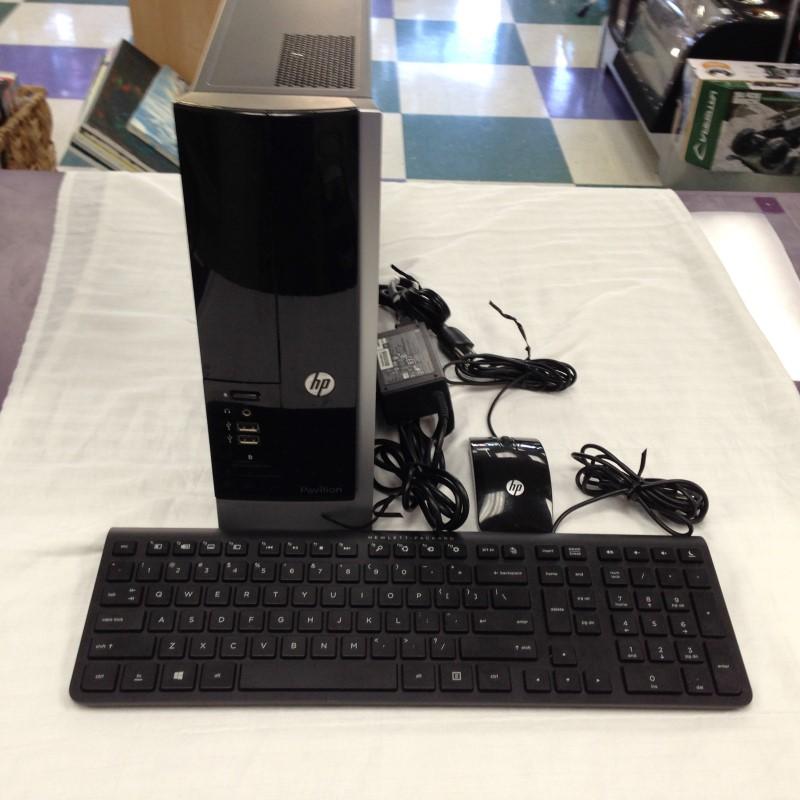 HP SLIMLINE 400 PC SERIES