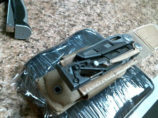 LEATHERMAN Miscellaneous Tool MUT