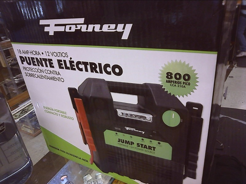 FORNEY Battery/Charger 52731