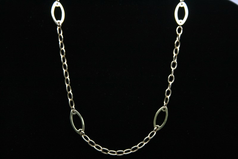 FASHION NECKLACE 14K YELLOW GOLD