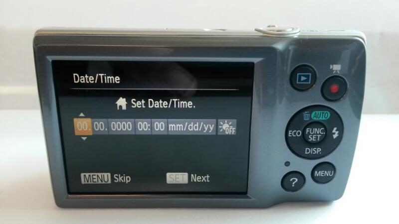 CANON Digital Camera POWERSHOT ELPH 160