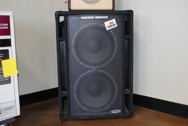 GENZ BENZ Speaker Cabinet NEO X-212T