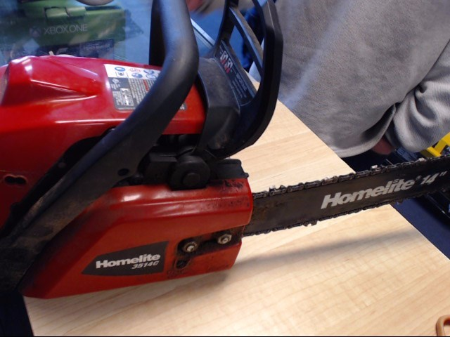 HOMELITE Chainsaw 3514C