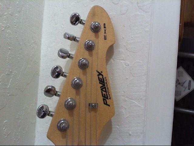 PEAVEY Electric Guitar RAPTOR PLUS