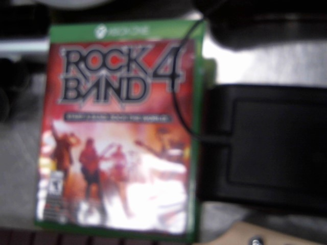 MICROSOFT Video Game Accessory ROCK BAND 4 BAND IN A BOX XBOX ONE