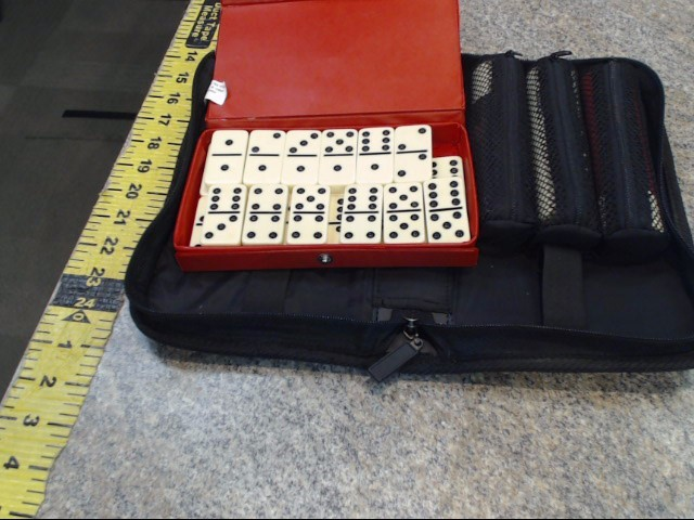 CARDINAL INDUSTRIES Miscellaneous Toy DOUBLE SIX DOMINOES
