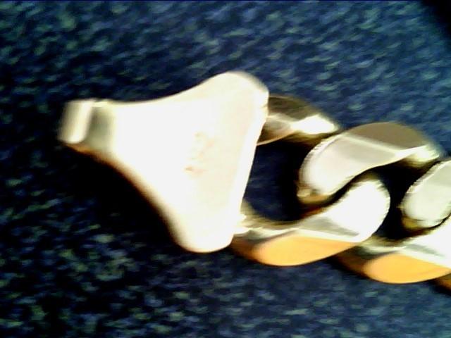 FIGARO Gold Figaro Bracelet 10K Yellow Gold 10.7dwt
