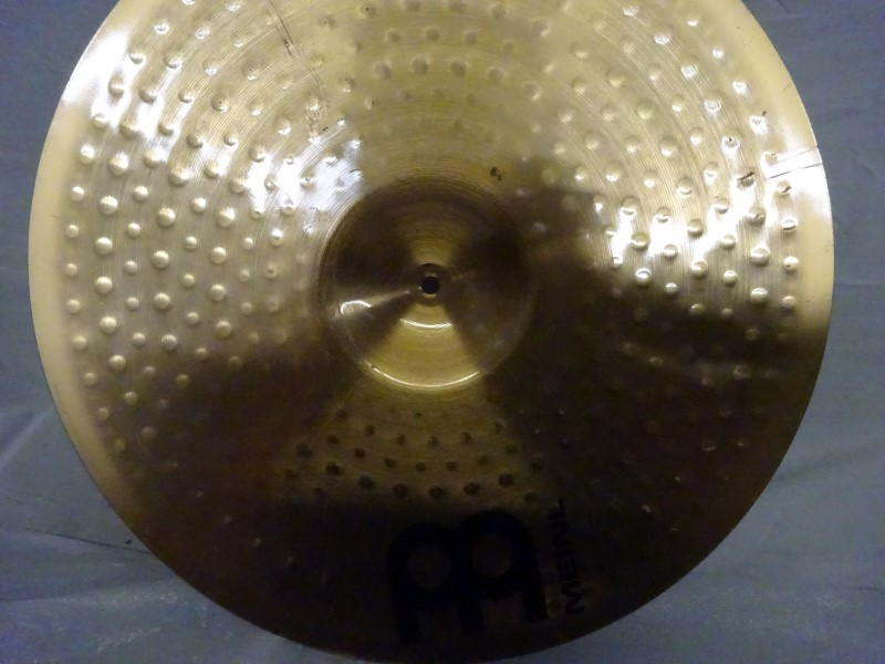 """MEINL CYMBALS & PERCUSSION Cymbal MCS 20"""" RIDE"""
