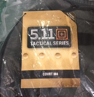 5.11 TACTICAL 56970COVRT M4 RIFLE BAG