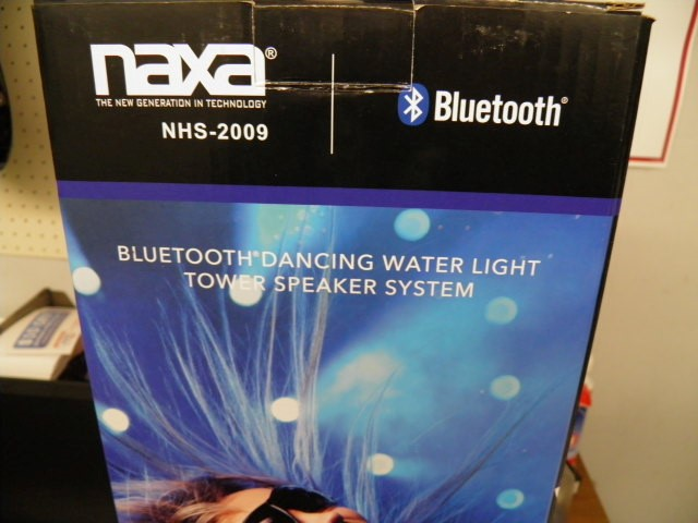 Naxa Bluetooth Tower Speaker