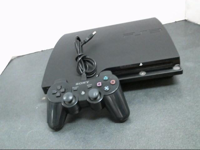 SONY PlayStation 3 PLAYSTATION 3 - SYSTEM - 160GB - CECH-2501A