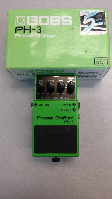BOSS EFFECTS PH3